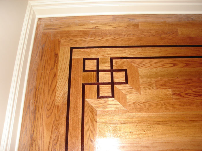 Gunneson flooring hardwood floors connecticut hardwood Hardwood floor designs borders